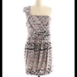 Bcbgeneratiion One Shoulder Draped Dress